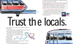 Trust the locals - City Living Guide Advertisement